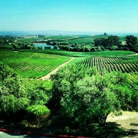 Photo taken at Artesa Vineyards & Winery by Luis G. on 8/11/2012