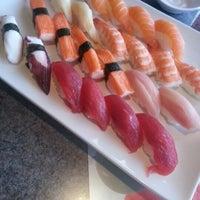 Photo taken at Sushi Katsu by Carlos G. on 8/9/2012