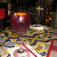 Photo taken at Tapeo Restaurant and Tapas Bar by chico h. on 5/18/2012