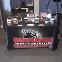 Photo taken at Max Muscle Sports Nutrition by Max Muscle Sports Nutrition South Florida on 2/14/2012