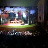 Photo taken at Virada Cultural - Ponta Negra by Thiago A. on 5/27/2012