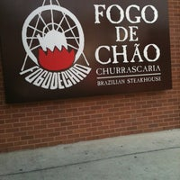 Photo taken at Fogo de Chao Brazilian Steakhouse by Lauren C. on 4/10/2012