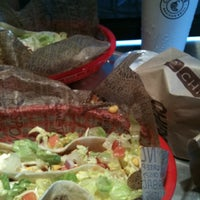 Photo taken at Chipotle Mexican Grill by Lester C. on 4/14/2012