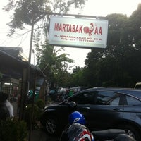 Photo taken at Martabak AA by Rinobi on 3/20/2012