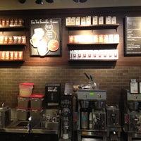 Photo taken at Starbucks by Brad F. on 9/12/2012