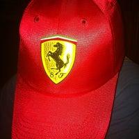 Photo taken at Ferrari Store by Riane P. on 8/5/2012