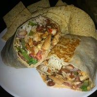 Photo taken at Mucho Burrito by David H. on 7/16/2012