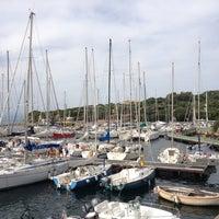 Photo taken at Porto di Santa Teresa di Gallura by Paf S. on 6/19/2012