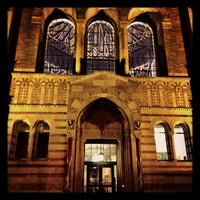 Photo taken at UCLA Powell Library by Atma .. on 4/7/2012