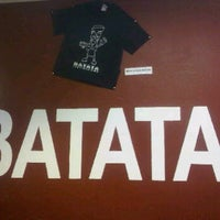Photo taken at BATATA by Meily M. on 7/1/2012