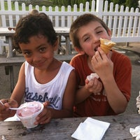 Photo taken at Lincoln Creamery by Kathleen K. on 5/26/2012