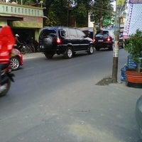 Photo taken at Jalan raya condet by Nur F. on 9/5/2012