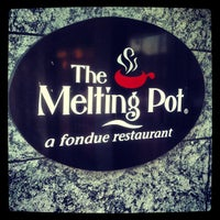 Photo taken at The Melting Pot by Chris on 6/14/2012