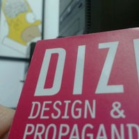 Photo taken at Dizi Design & Propaganda by Alexander J. on 4/27/2012