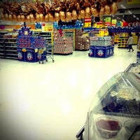 Photo taken at Carrefour by Wandola C. on 3/18/2012