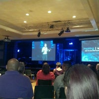 Photo taken at Church of the Open Door by Michael W. on 9/2/2012