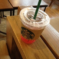 Photo taken at Starbucks by Gu M. on 6/14/2012