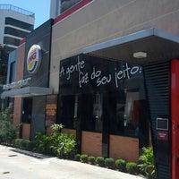 Photo taken at Burger King by Cris G. on 8/24/2012