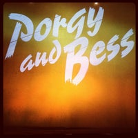 Photo taken at Porgy & Bess on Broadway by Olu H. on 8/12/2012