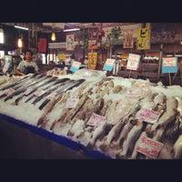 Photo taken at Talaythai Market by Fai S. on 8/4/2012