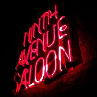 Photo taken at 9th Ave Saloon by Jason P. on 6/3/2012