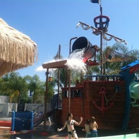 Photo taken at Howard Johnson Anaheim Hotel and Water Playground by Jessica H. on 4/21/2012