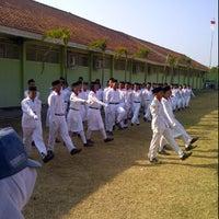 Photo taken at SMADA KEDIRI by Fadila N. on 8/17/2012