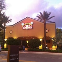 Photo taken at Seminole Casino by Sara L. on 8/5/2012