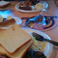 Photo taken at Dreamland BBQ by James P. on 3/30/2012