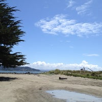 Photo taken at North Jetty by Heidi G. on 6/8/2012