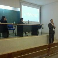 Photo taken at Facultad De Derecho - UNC by Javier P. on 5/4/2012