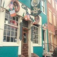 Photo taken at Cat's Eye Pub by Anthony Z. on 4/28/2012