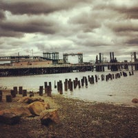 Photo taken at Anacortes Ferry Terminal by Jeanna C. on 6/29/2012