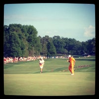 Photo taken at Wells Fargo Championship by Stephanie W. on 5/7/2012
