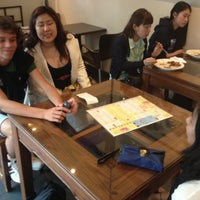 Photo taken at The Hazel Tea Shop by Clarence T. on 7/14/2012