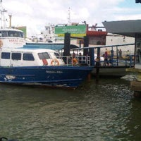 Photo taken at Sri Bintan Pura Ferry Terminal by Oloan M. on 7/15/2012