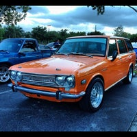 Photo taken at Tower Shops Car Show by Caleb B. on 7/27/2012
