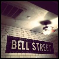 Photo taken at Bell Street Burritos by Katie M. on 2/5/2012