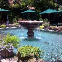 Photo taken at Joe T. Garcia's by Craig H. on 7/17/2012