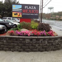 Photo taken at Plaza Mexico by David A. on 5/18/2012