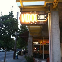 Photo taken at Voxx Coffee by Spencer S. on 8/29/2012