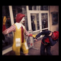 Photo taken at McDonald's by ToXXuS   on 3/25/2012