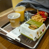 Photo taken at McDonald's by Alexey S. on 4/27/2012