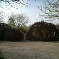 Photo taken at Wegerzyn Gardens MetroPark by Jorge V. on 3/30/2012