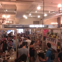 Photo taken at SUPER(DUPER)MARKET by Johnny T. on 7/14/2012