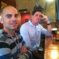 Photo taken at Claddagh Irish Pub by Asia M. on 4/27/2012