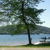 Photo taken at Devil's Lake State Park by Kris C. on 5/14/2012