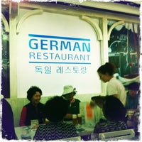 Photo taken at German Pavilion by Vlad M. on 6/6/2012