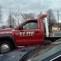Photo taken at Elite Towing And Transport by Jessica L. on 2/12/2012