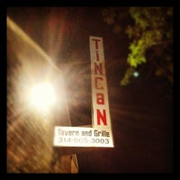 Photo taken at Tin Can Tavern & Grille - Morganford Road by David C. on 5/3/2012